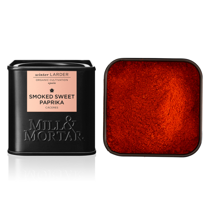 Smoked Sweet Paprika BIO Mill & Mortar