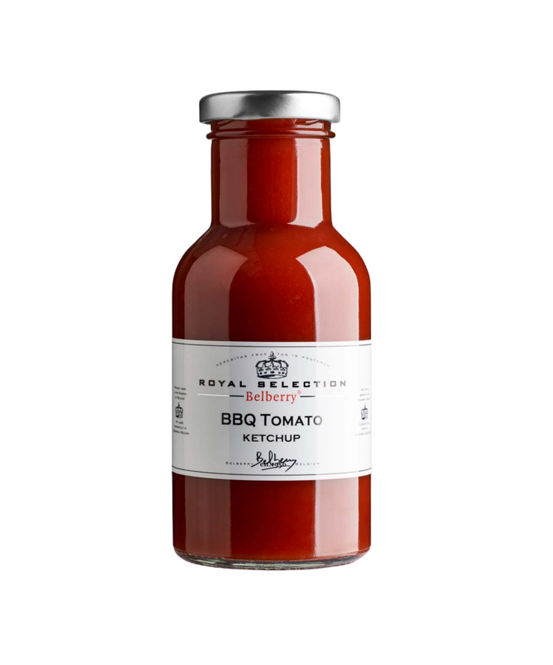Belberry BBQ tomato ketchup
