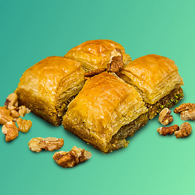 Baklava Walnuss