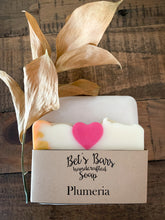 Load image into Gallery viewer, Plumeria Soap - by Bet's Bars