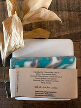 Load image into Gallery viewer, Rosemary & Mint Soap - by Bet's Bars