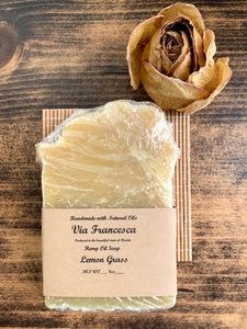 Lemongrass Soap - by Naked Kettle Soap
