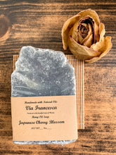 Load image into Gallery viewer, Japanese Cherry Blossom Soap - by Naked Kettle Soap