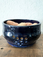 Load image into Gallery viewer, Deep Blue Berry Bowl - by Sophia Grace Collection