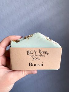 Bonsai Soap - by Bet's Bars