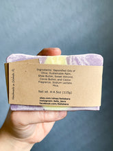 Load image into Gallery viewer, Lily Lemon Drop Soap - by Bet's Bars