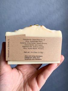 Lavender & Mint Soap - by Bet's Bars