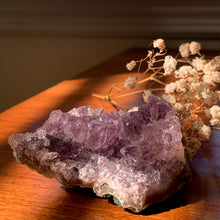 Load image into Gallery viewer, Amethyst Cluster - 121g - Intuition // Spirituality // Protection