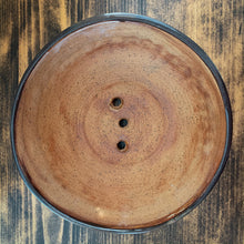 "Load image into Gallery viewer, 8"" Brown Swirl Planter - by Sophia Grace Collection"