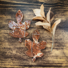 Load image into Gallery viewer, Decorative Clay Leaf - by Sophia Grace Collection