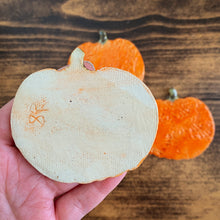 Load image into Gallery viewer, Extra Small Pumpkin Dish - by Sophia Grace Collection