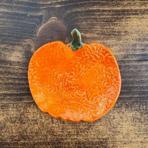 Small Pumpkin Dish - by Sophia Grace Collection