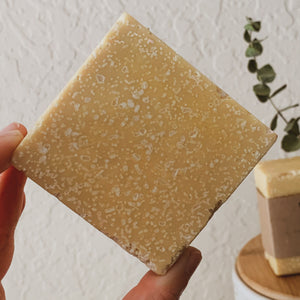 Passionfruit Salt Soap Bar - by Bet's Bars