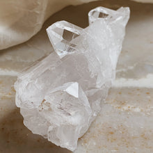 Load image into Gallery viewer, Brazilian Clear Quartz Cluster - 117g - Clarity // Enlightenment