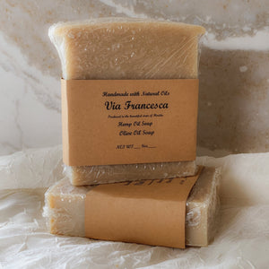 Unscented Olive Oil Soap - by Naked Kettle Soap