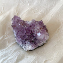 Load image into Gallery viewer, Amethyst Cluster - 110g - Intuition // Spirituality // Protection