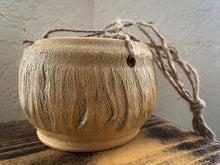 Load image into Gallery viewer, Crackle Hanging Planter - by Sophia Grace Collection