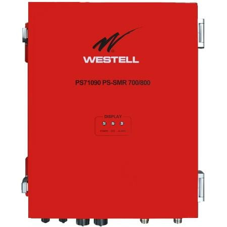 700/800PS, 90db gain, NFPA compliant repeater - AmplusWave