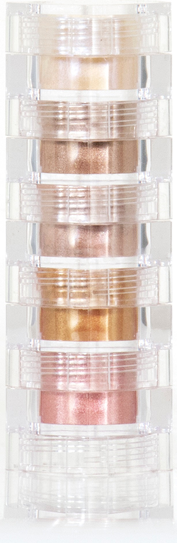 True Colors Mineral Makeup Neutral 5 Stack