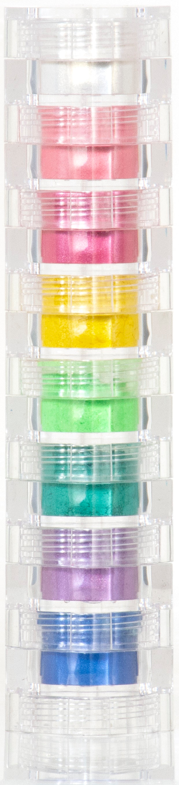 True Colors Mineral Makeup - Paradise 8 Stack