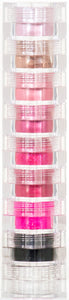 True Colors Mineral Makeup - Racy Pink 8 Stack