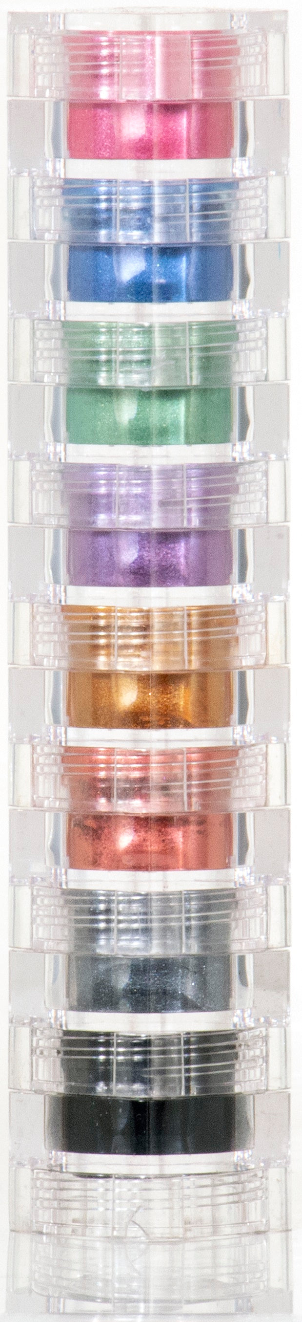 True Colors Mineral Makeup - Smokey Eye 8 Stack