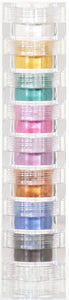 True Colors Mineral Makeup - Intensify 8 Stack
