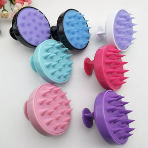 ScalpX - Silicone Scalp Massage Brush