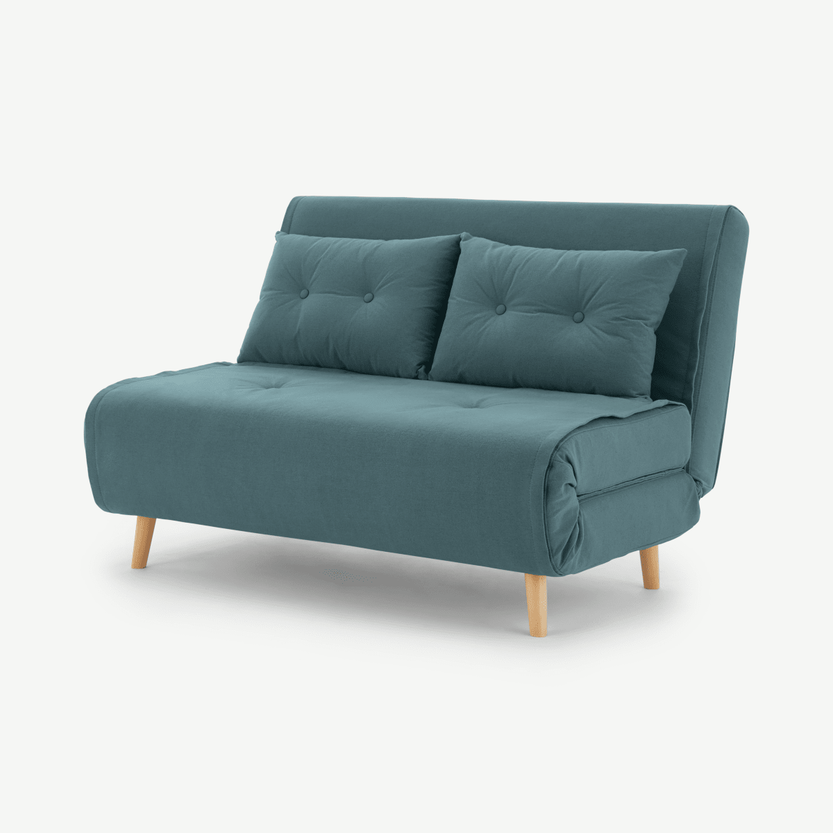 Haru Small Sofa bed, Sherbet Blue