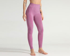 Raspberry Leggings