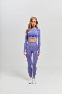 Helio Long Sleeved Two Piece Set