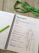 Load image into Gallery viewer, The Sewist's Planner for sewing projects PDF file