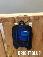 Load image into Gallery viewer, Crewmate Hand Sanitizer holder