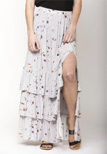 Load image into Gallery viewer, Isabelle Cosmic Universe Convertible Skirt
