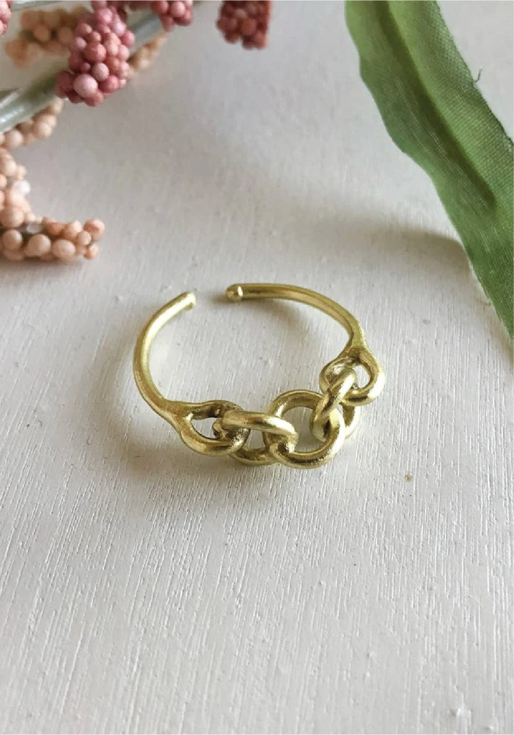 Adjustable Chain Stacking Rings