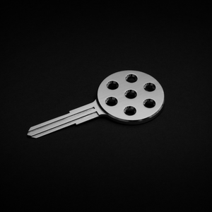 Cafe Racer Key Blank