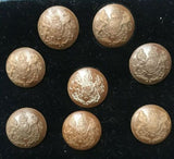 "British Army:""GENERAL SERVICE BUTTONS"" WWII WW2 Bakelite"