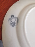 Hope and Carter 24cm plate Tea House 1/3