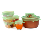 Reusable Silicone Lids (6 Pack)