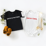 Santa's Ghoul Youth Tee