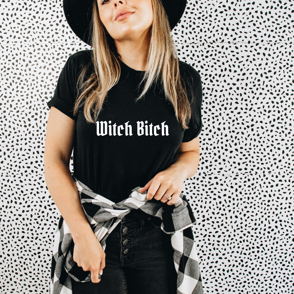 Witch Bitch Tee