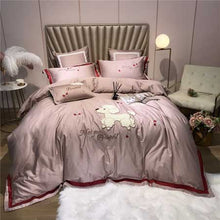 Load image into Gallery viewer, Luxury Egyptian Cotton Bed Set