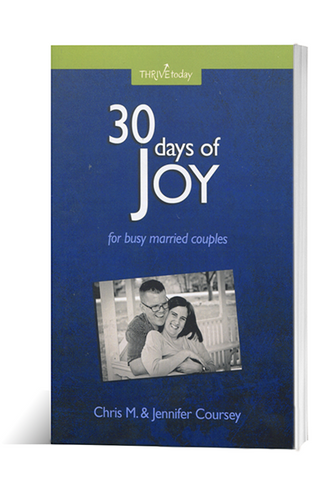 30 Days of Joy for Busy Married Couples