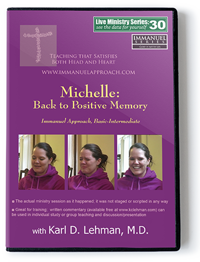 Michelle: Back to Positive Memory (LMS #30)