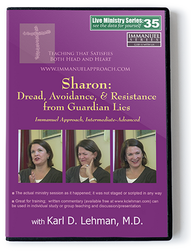 Sharon: Dread, Avoidance, & Resistance from Guardian Lies (LMS #35)