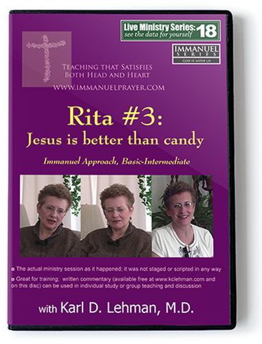 Rita #3: Jesus Is Better Than Candy (LMS #18)