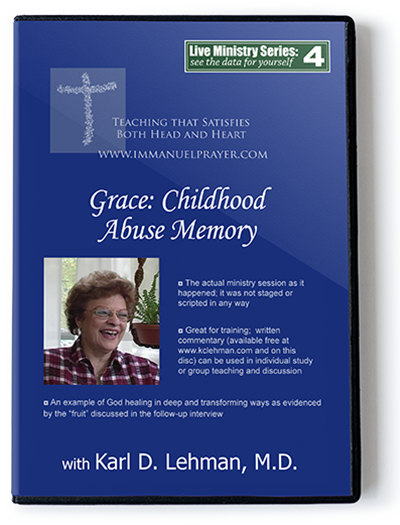 Grace: Childhood Abuse Memory (LMS #4)