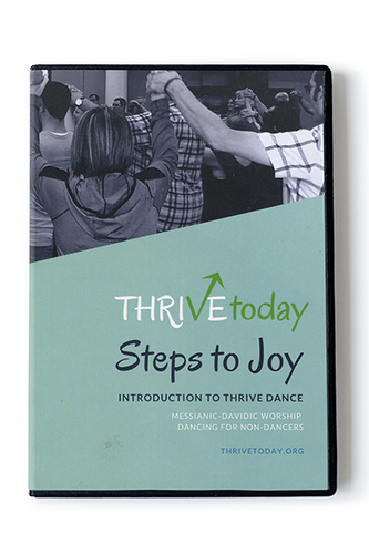 Steps to Joy DVD