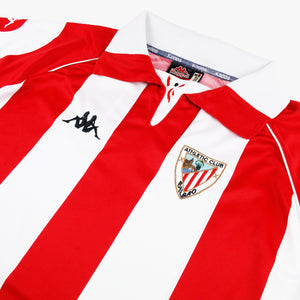 Athletic Bilbao 98/99 • Camiseta Local • XL • Aparicio