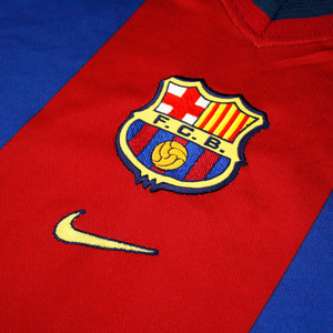 Barcelona 98/99 • Home Shirt *Deadstock* • L